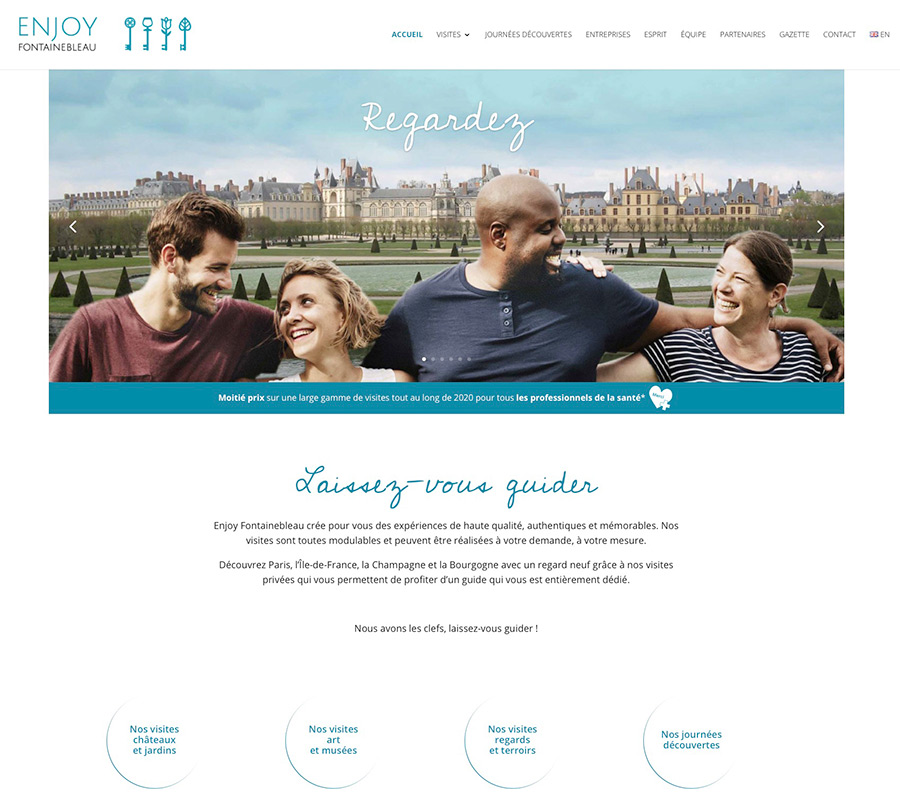 Agence de création digitale : site internet, création graphique